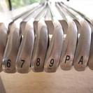 ゴルフクラブ アイアンセット(8本)グローブライド ONOFF