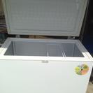 電気冷凍庫!結構美品です!