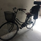 交渉中 ☆ 子ども乗せ自転車