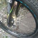 トライアル自転車 ECHO MarkTi 20インチ