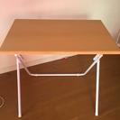 《交渉中》折りたたみテーブル