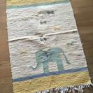 ゾウのキッチンマット