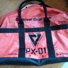 スポーツ、キャンプ用バッグ。無料