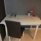 家電セット(単身用) (5)テーブル・椅子セット
