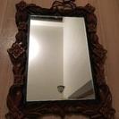 レトロ☆お花の鏡