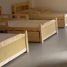★木製ベッド5個★収納ケース付