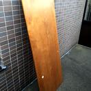 ダイニングテーブルの天板