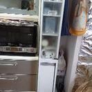 スリムキッチン収納