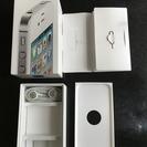 iPhone4s  イヤホン入り空箱