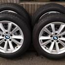 BMW ランフラット タイヤ・ホイール4本225/55/17 52...