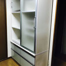 11/12(土)まで!日本製(古賀家具工業)カップボード キッチン...