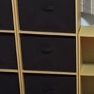 カラーボックス収納ボックス 未使用品