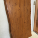 《商談中》木目の美しい座卓の天板