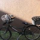 子供2人乗せ自転車 3段ギア☆西宮市引き取り限定 前乗りアンパンマ...