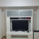 ☆USED☆テレビボード収納棚付き☆