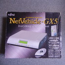 ISDN ルーター NetVehicle-GX5(中古)