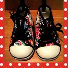 ベビーシューズ靴 12cmEE コンバースconverse オールスター