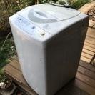中古☆MITSUBISHI 洗濯機 Maw-55y