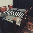 ダイニングテーブルセット テーブル イス