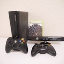 Xbox360 +Kinect(キネクト)【ワイヤレスコントローラ×2】