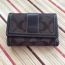 COACH★折財布★