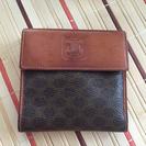 CELINE★折財布★