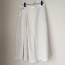 純白スカート★