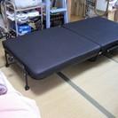 高反発マットレス折りたたみベッド