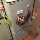 冷蔵庫あげる‼