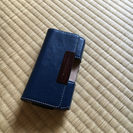 iPhone 6 ケース (お散歩用)