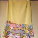 和柄スカート