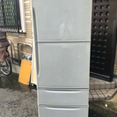 HITACHI 420L 4ドア大型冷蔵庫 R-S42D4