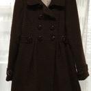 PAGEBOY 茶色のコート