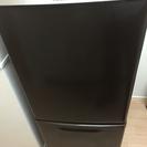 パナソニック冷蔵庫NRB145Wブラウン 2013年購入
