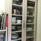 食器棚 家具 2人〜4人家族向け