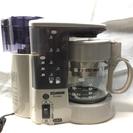 象印  コーヒーメーカー  (ミル付き)
