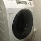 完動品!シャープ洗濯乾燥機9kg!節水!ストレスフリー