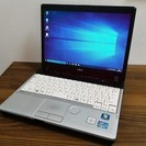 i5搭載 高性能Window10ノート Core-i5/メモリ3G...