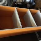 三段 カラーボックス