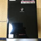 SHARPプラズマクラスター加湿イオン発生機 【IG-BK100-B】