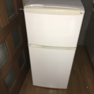 ベッド、冷蔵庫、洗濯機3点セット  5000円