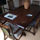 テーブルあげます
