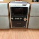 オーディオ コンポ Panasonic