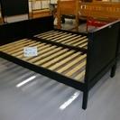 木製ベッド(2809-42A)