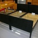 木製ベッド(2809-42B)