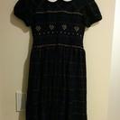 女児服≫ウールのワンピース130