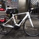 新発売!!ヤマハ電動自転車 YPJ-C ホワイト PW70CM