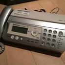 パナソニックFAX電話機