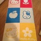 美品☆キティちゃん プラスチック製ゴザ