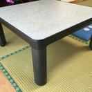 炬燵テーブル正方形(両面使えます)